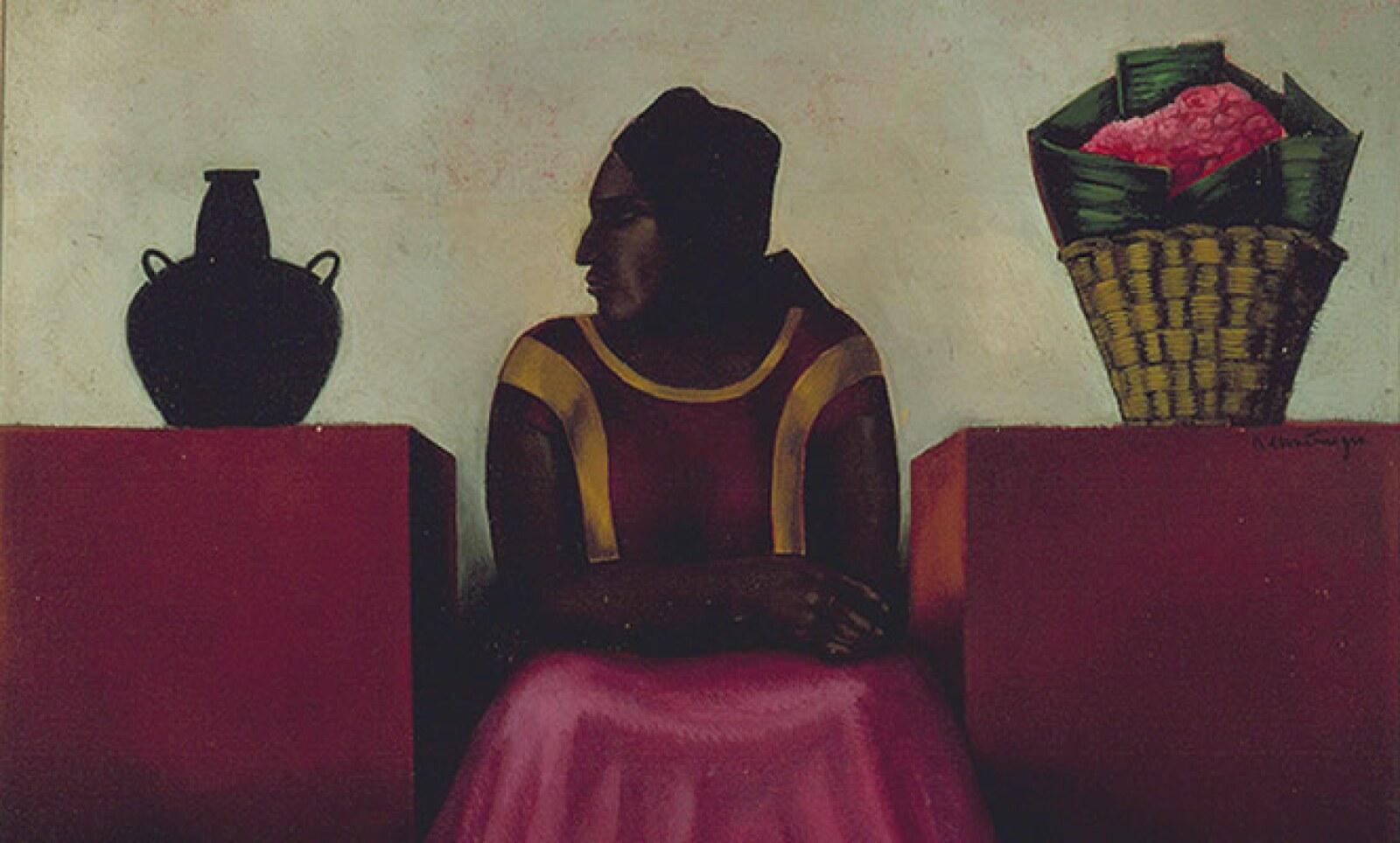 Roberto Montenegro, también perteneció a la Escuela Mexicana de Pintura, de corte ideológico. Sin embargo, la generación de los pintores en los años cincuenta rechazaba toda idea de arte social comprometido y crearon sus propias reglas.