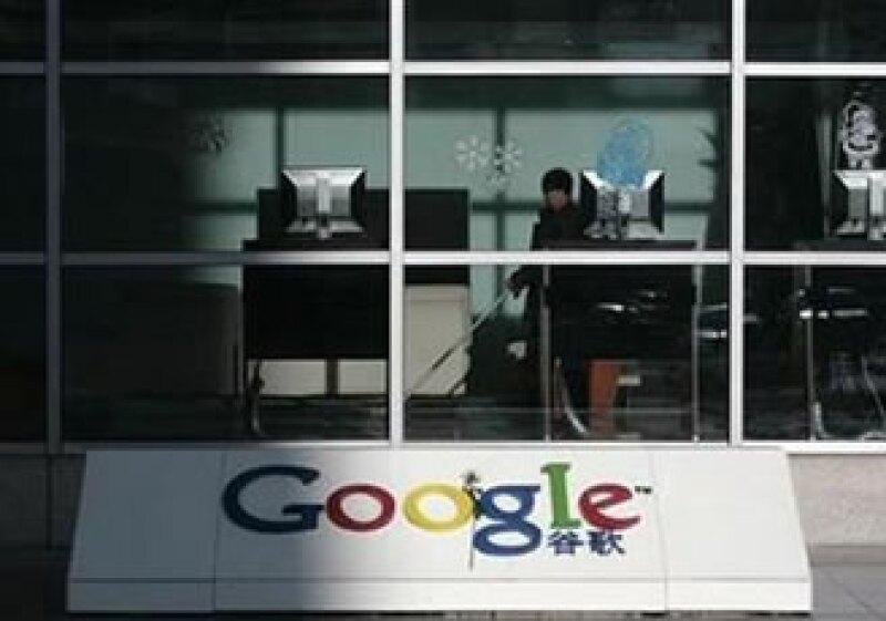 Personal de Google fue despedido tras el ciberataque, según medios en China. (Foto: Reuters)