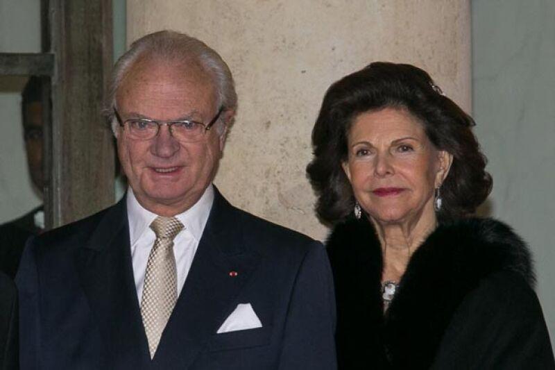 El palacio de Suecia supera en número a las habitaciones del palacio de Buckingham.