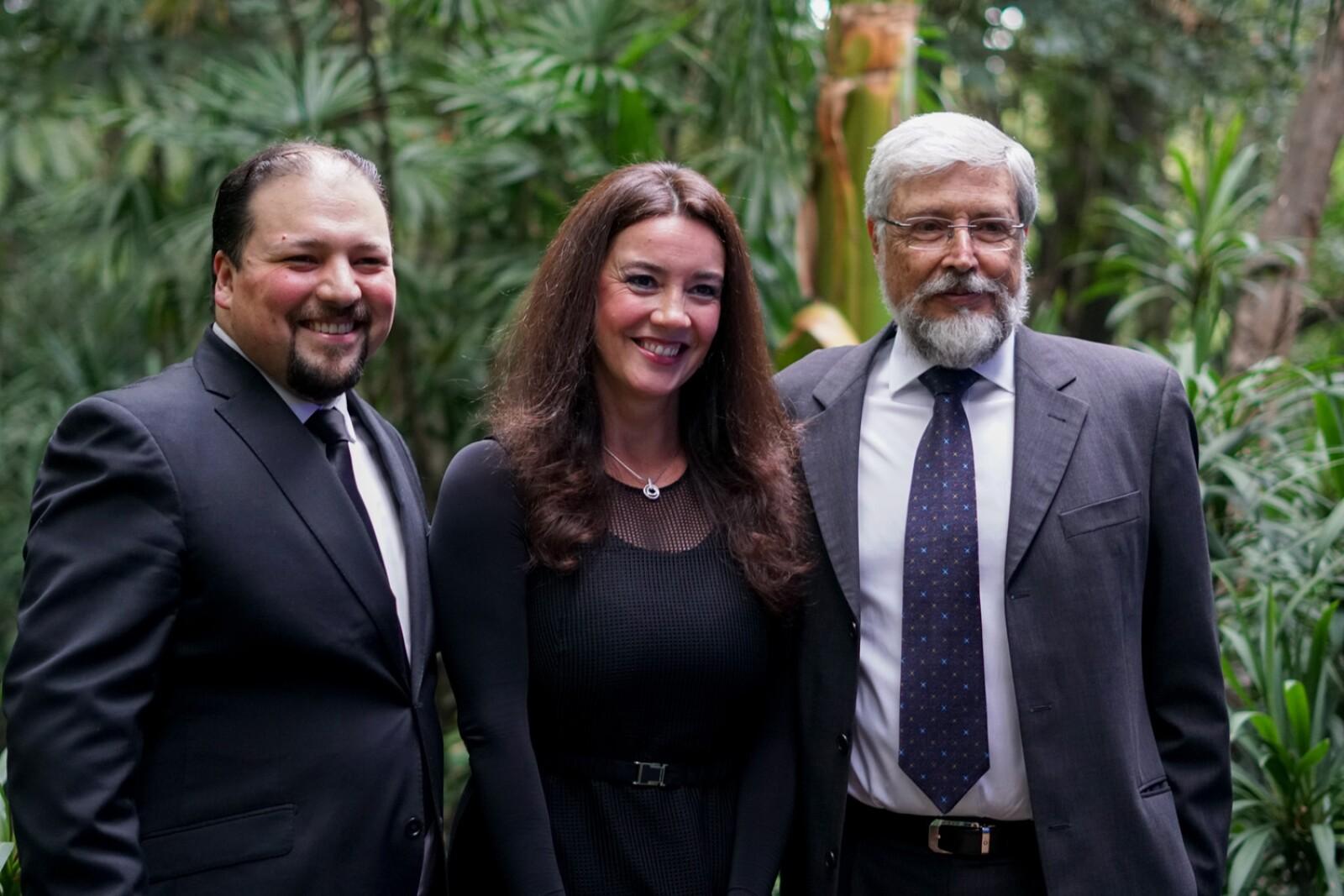 Claudio Coss,Silvina Mirabella, José Santos.jpg