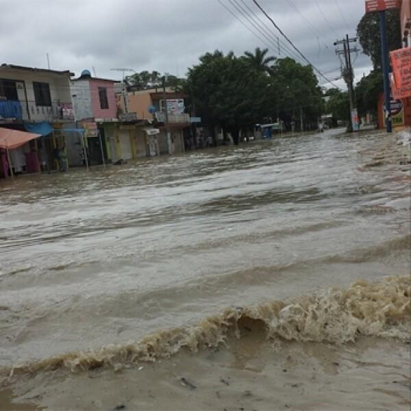 inundaciones veracruz instagram