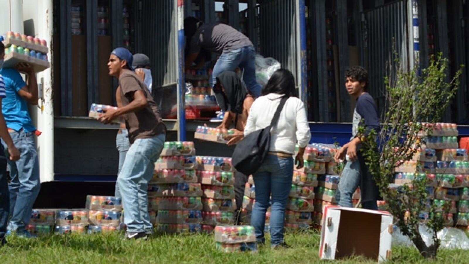 Michoacán bloqueos 4