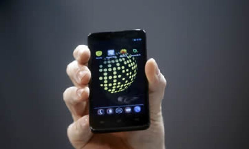 El teléfono tiene una pantalla de 4.7 pulgadas. (Foto: Reuters)