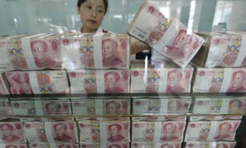 El total de las fortunas de los chinos millonarios superó 100 billones de yuanes. (Foto: Reuters)