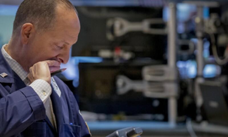 El Nasdaq cae 0.38% en la Bolsa de Nueva York. (Foto: Reuters )