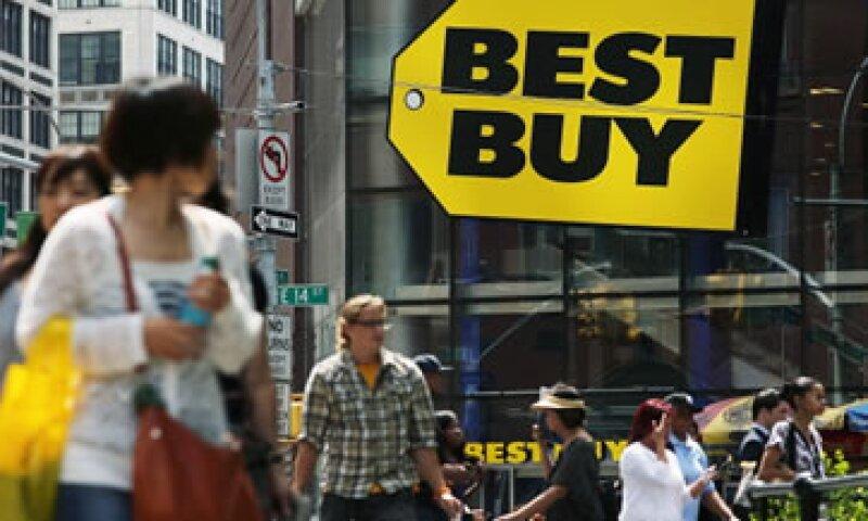 Best Buy superó un trimestre tradicionalmente lento por el gasto en Navidad. (Foto: Getty Images)