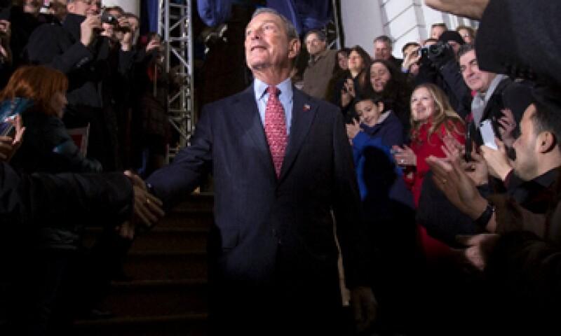 Bloomberg abogó por una reforma migratoria integral y por una mediación entre republicanos y demócratas.  (Foto: Reuters)