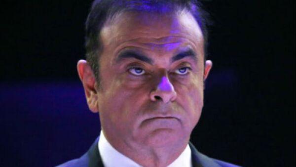 Carlos Ghosn expresidente de NISSAN y Mitsubishi