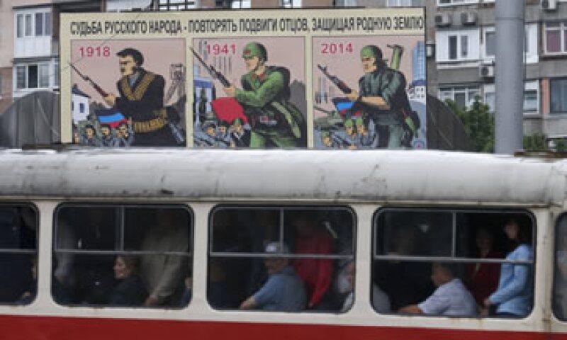 Ucrania recibió en mayo el primer tramo de ayuda por 3,160 mdd. (Foto: Reuters)