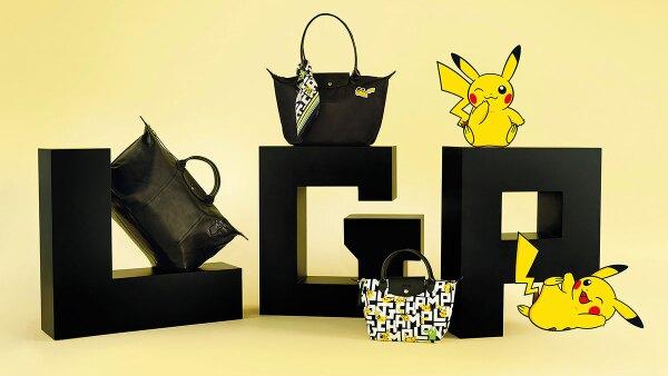 Foto: Longchamp, Longchamp x Pokémon