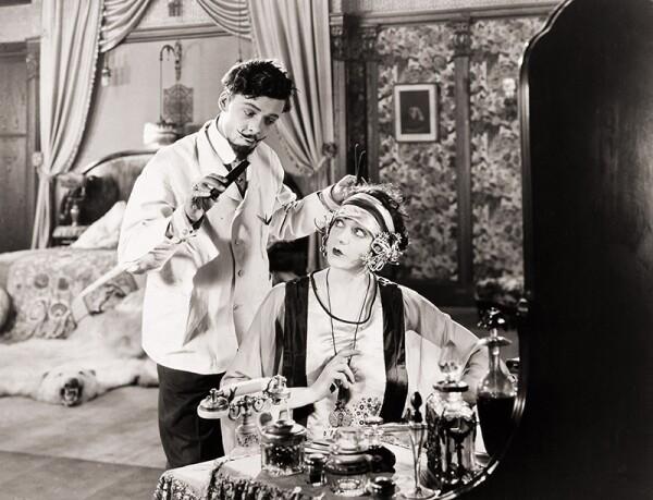 Film: The White Moth, 1924.
