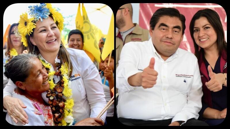 Los candidatos