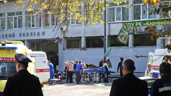 Una explosión en Crimea deja al menos 18 muertos