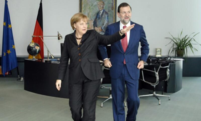 Tenemos una relación de plena confianza en el Gobierno español, dijo la canciller alemana, Angela Merkel. (Foto: AP)