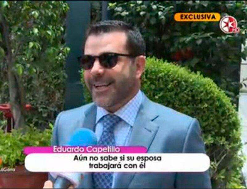 Así luce el galán de telenovelas a los 46 años.