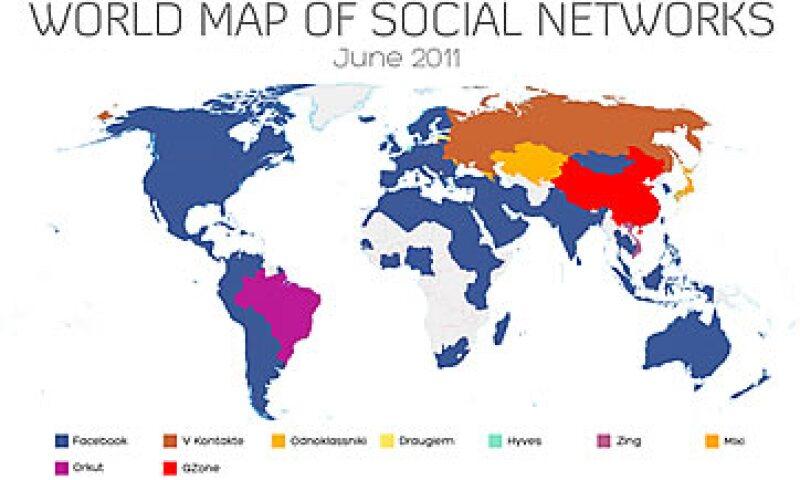 Vincenzo comenta que Holanda y Brasil pueden ser los próximos países en caer ante la popularidad de Facebook. (Foto: Cortesía de Vincenzo Cosenza)