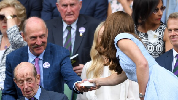 Kate Middleton y Stan Smith