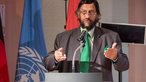 Rajendra Pachauri, Nobel 2007