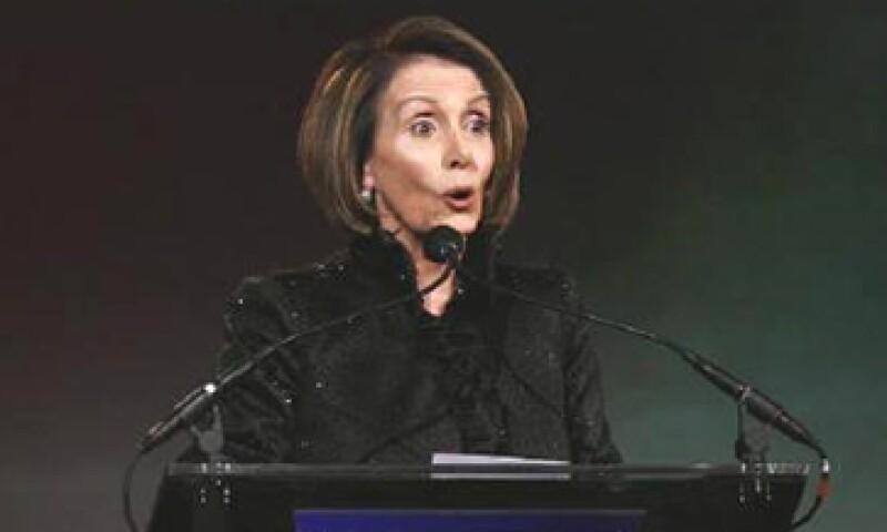 El escándalo relacionado con el cuñado de la líder demócrata Nancy Pelosi intenta debilitar a Obama en las encuestas. (Foto: Reuters)