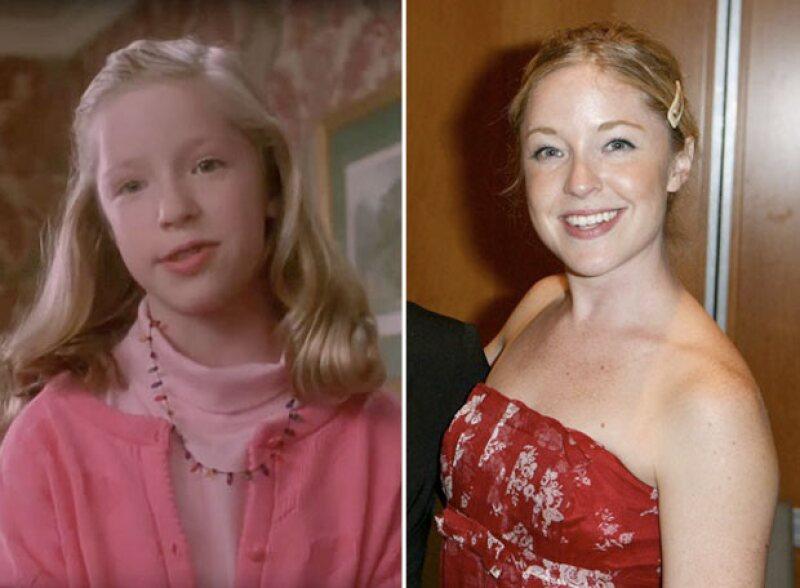 Angela tuvo algunas participaciones en películas durante los noventas, sin embargo, ahora está casada y tiene una hija.