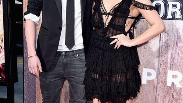 La pareja habría decidido poner fin a su romance hace unas semanas, cuando el joven se encontraba de viaje en Los Ángeles, donde vive Chloë, junto a su familia.