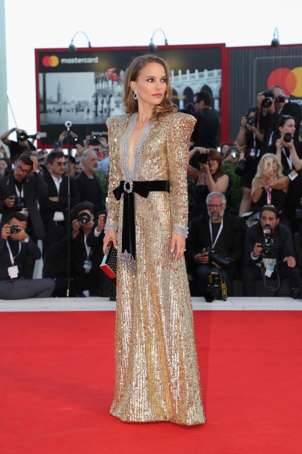 Vox Lux Red Carpet Arrivals - 75th Venice Film Festival