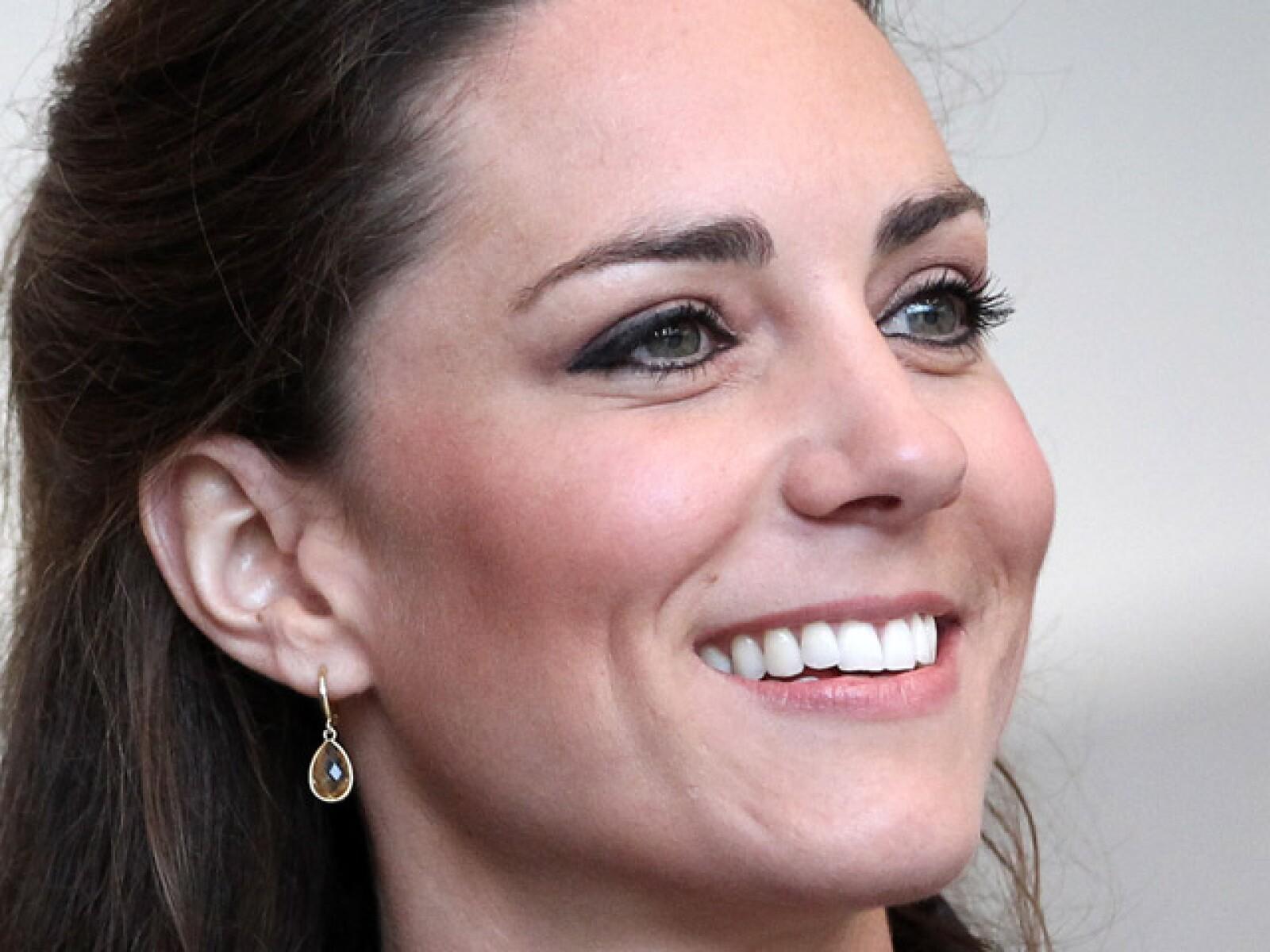 A principios de semana Kate confesó que ya siente los nervios por su boda y siente las típicas mariposas en el estómago.