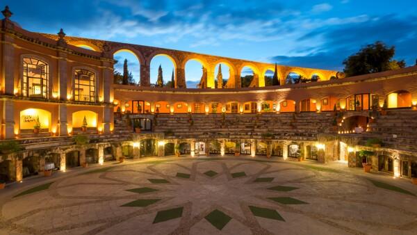 Quinta Real Zacatecas.