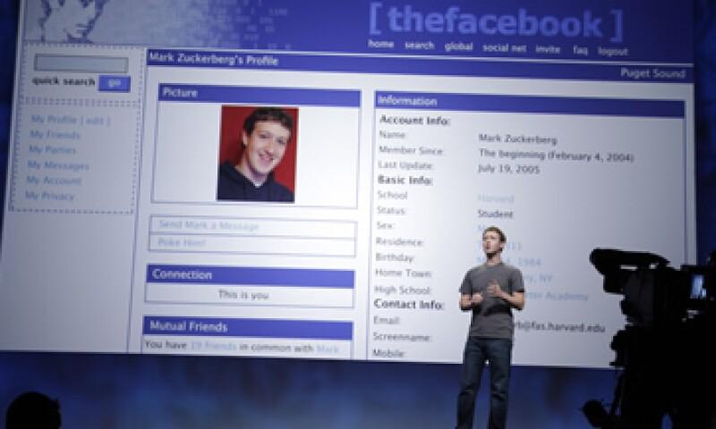 Los usuarios de Facebook que ya se han inscrito como donantes de órganos pueden agregar la información al portal. (Foto: AP)