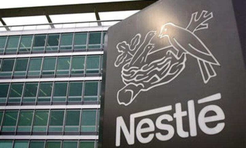 El 23 de abril de 2012, Nestlé anunció la compra del negocio global de nutrición infantil de Pfizer por 11,830 mdd. (Foto: AP)