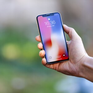 New Iphone X Silver