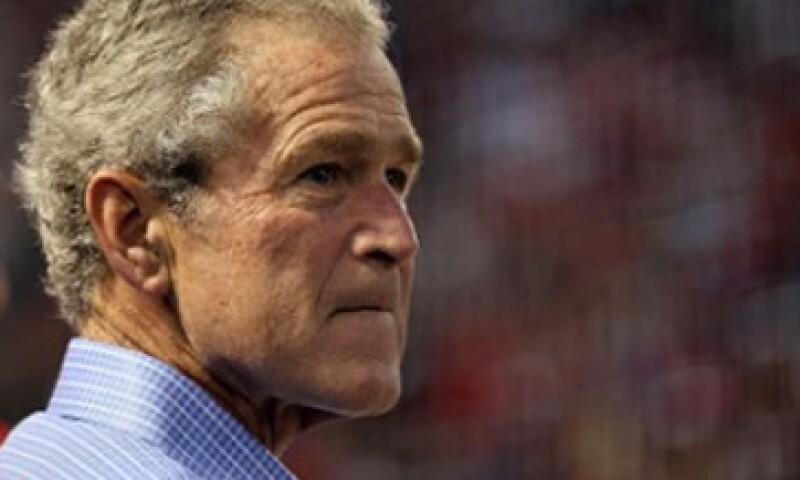 Los años que gobernó George W. Bush fueron un sumidero económico y fiscal. (Foto tomada de Fortune)