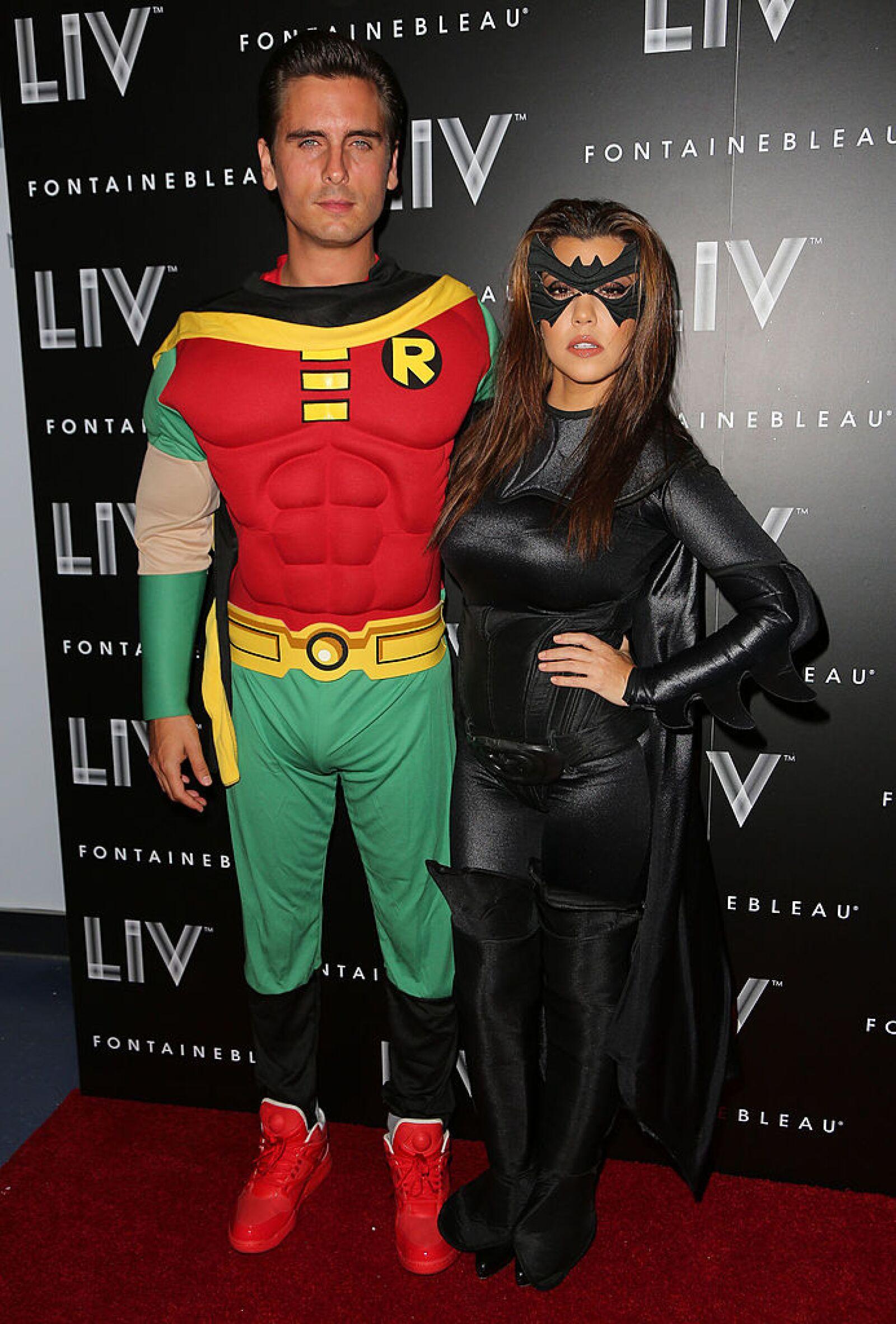Kim Kardashian Halloween Birthday Bash At LIV Nightclub