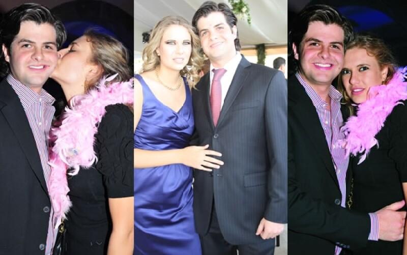 Gabriel Hetch Vázquez y Laura Hernández se casan el 4 de mayo del próximo año.