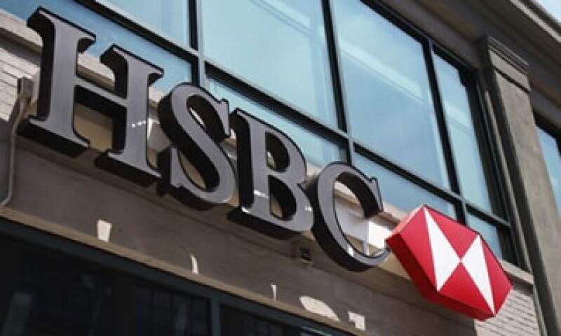 Las ganancias de HSBC compensaron la caída de 41.1% de los ingresos por intermediación. (Foto: AP)