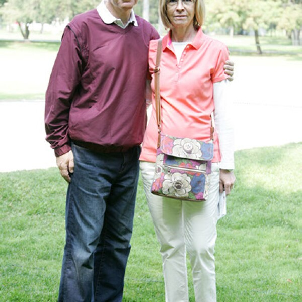 Gabriel y Patricia Terres
