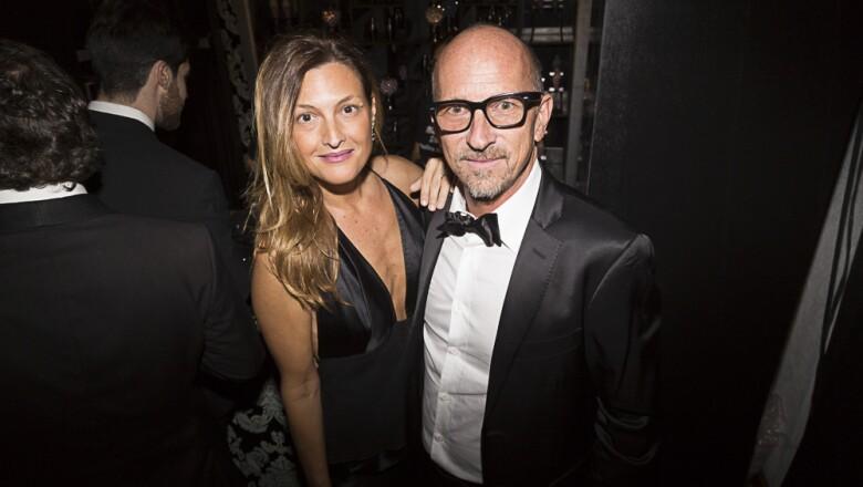 Licia Brooks y Jaime Gil