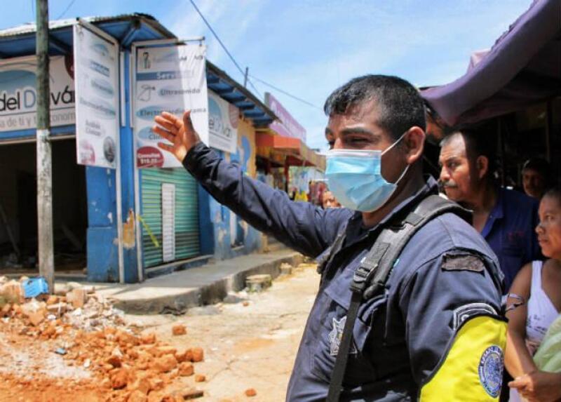 Sismo en Chiapas el 7 de julio