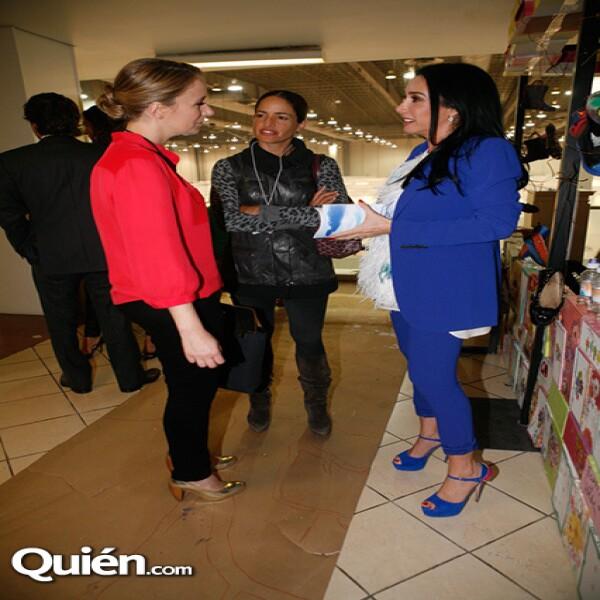 Sydney Brown,Alejandra Ibarguengoytia,María Laura Salinas