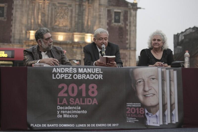 Libro López Obrador