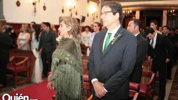 Claudia Correa y Fabio Velásquez Botero