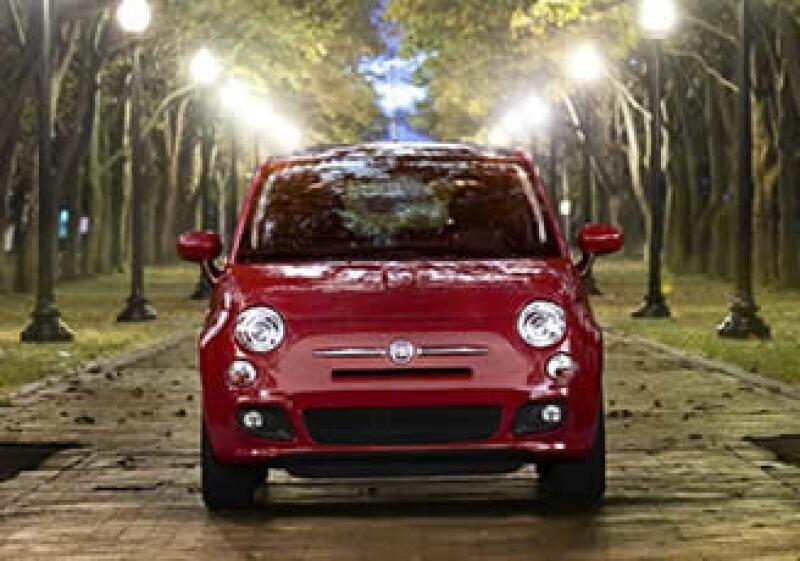 La automotriz prevé compras a proveedores mexicanos por 500 millones de dólares para la fabricación del Fiat 500. (Foto: Cortesía)