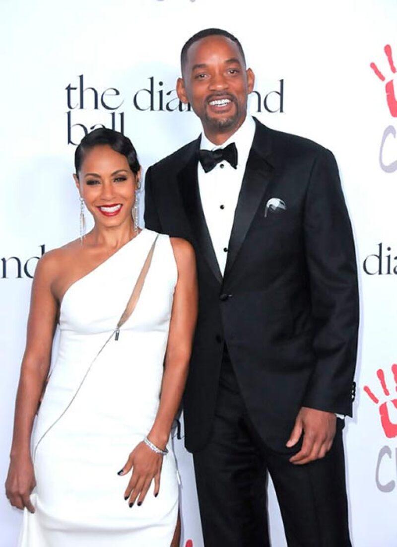 El actor apoyará a su mujer en su idea de no presentarse a la ceremonia debido a la falta de nominados de raza negra.