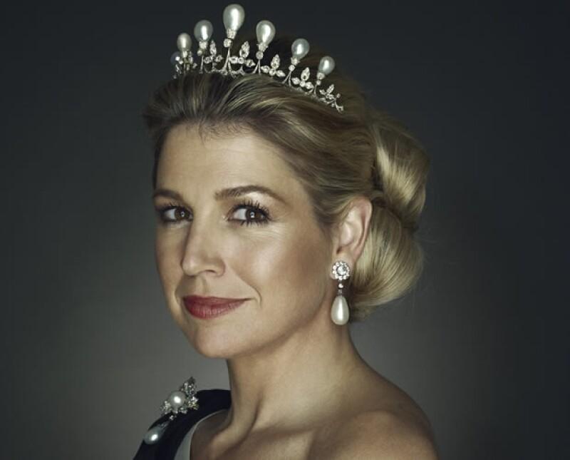 El 30 de abril Máxima de Holanda se convertirá en Reina, su jerarquía será igual a la de la Reina Rania, por ejemplo.