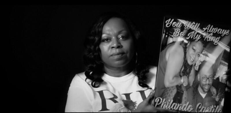 Madre de Philando Castile.