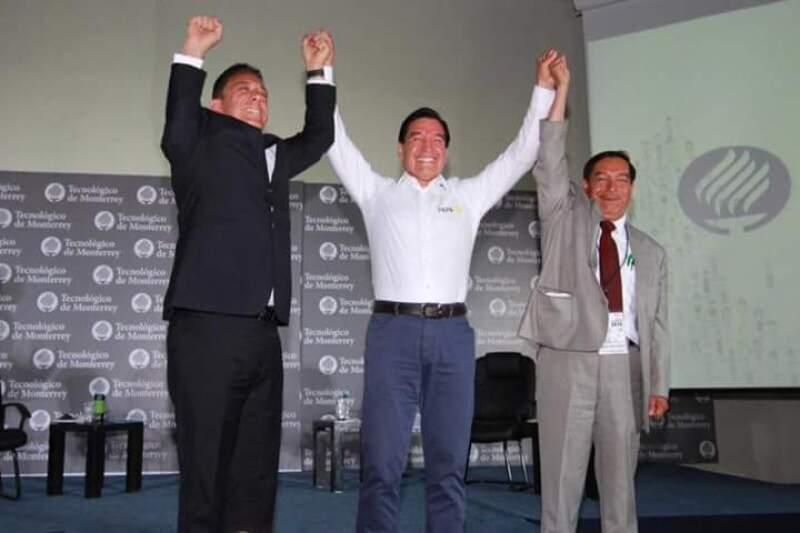 En un evento realizado en el Tec de Monterrey, Guadarrama criticó la 'Ley Fayad', la cual regula el internet.