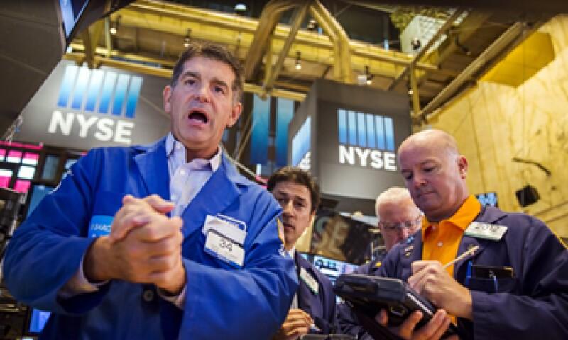 El Dow Jones retrocedió 1.66% en la Bolsa de Nueva York. (Foto: Reuters)