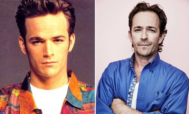 Era el chico malo en la serie Beverly Hills 90210.