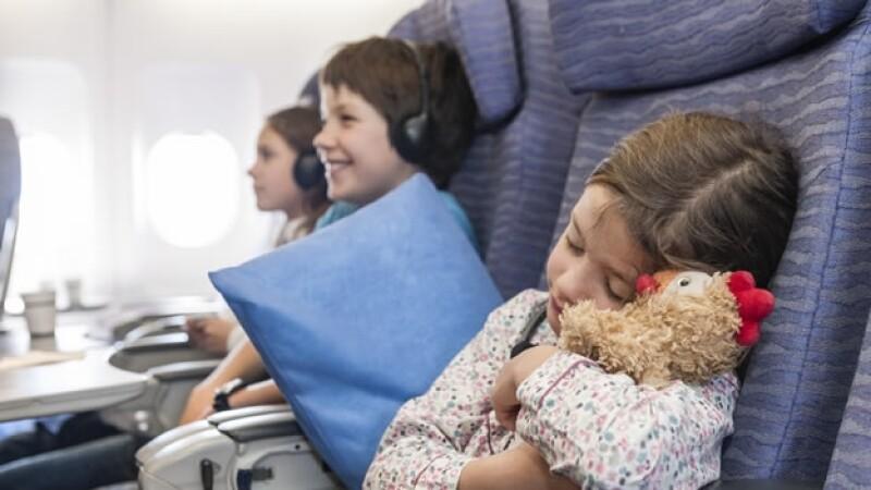 viajes niños