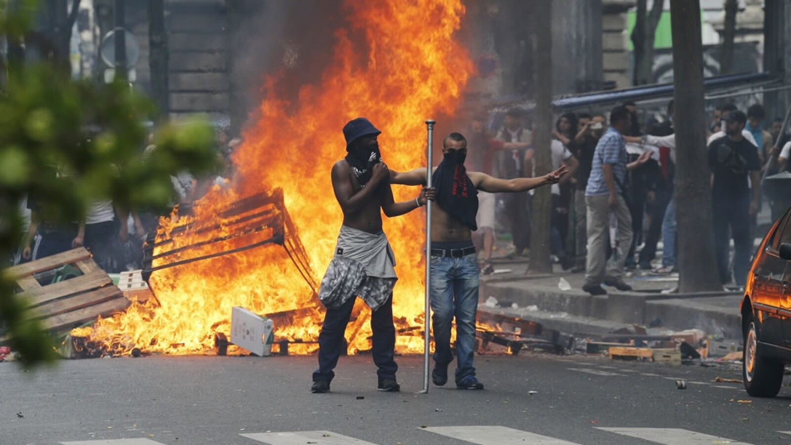 protestas_paris